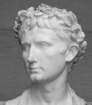 Augustus mit der Eichenkrone, Glyptothek München
